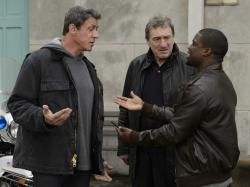 Sylvester Stallone, Robert De Niro and Kevin Hart in Grudge Match
