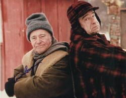 Jack Lemmon and Walter Matthau in Grumpy Old Men.