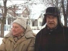 Jack Lemmon and Walter Matthau; two old pros who are dearly missed.