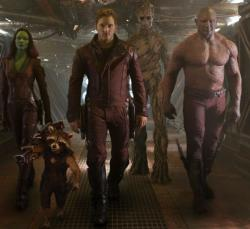 Meet The Guardians of the Galaxy.