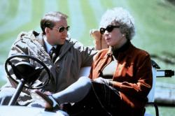 Nicolas Cage and Shirley MacLaine in Guarding Tess.