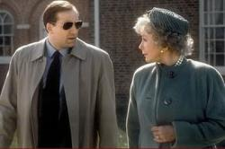 Nicolas Cage and Shirley MacLaine in Guarding Tess