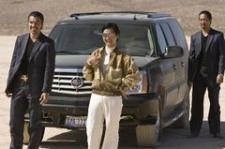 Ken Jeong cracks me up as Mr. Chow.