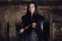 Famke Janssen in Hansel and Gretel: Witch Hunters.
