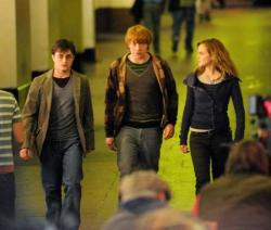 The Potter kids have grown up.