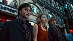 Daniel, Emma and Rupert.