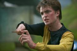 Robert Pattinson in Harry Potter and the Goblet of Fire.