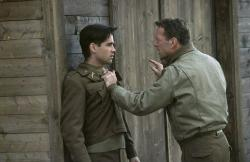 Colin Farrell and Bruce Willis in Hart's War.