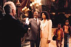 Eddie Murphy in The Haunted Mansion.