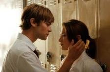 Chace Crawford and Haley Bennett, hoping this movie does not damage their careers.