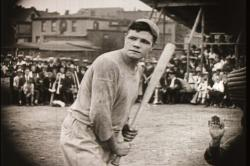 Babe Ruth as himself in Headin' Home.