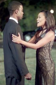 Chris Rock and Robin Givens in Head of State