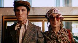 Charles Grodin and Jeannie Berlin in The Heartbreak Kid.