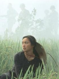 Hiep Thi Le gives an Oscar worthy performance as real life Vietnam survivor Le Ly Hayslip.