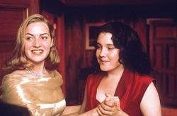 Kate Winslet and Melanie Lynskey in Heavenly Creatures.