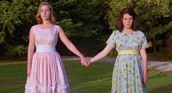 Kate Winslet and Melanie Lynskey in Heavenly Creatures