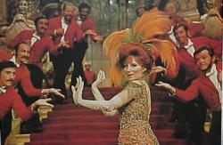 Barbra Streisand in Hello Dolly!
