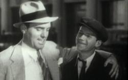Pat O'Brien and Junior Durkin in Hell's House