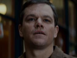 Matt Damon in Hereafter.