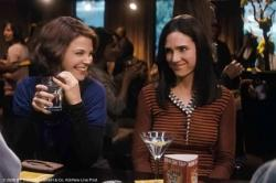 Ginnifer Goodwin and Jennifer Connelly in He's Just Not That Into You.