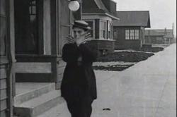 Buster Keaton gives The High Sign.