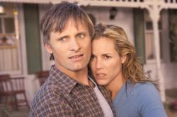 Viggo Mortensen and Maria Bello in A History of Violence.