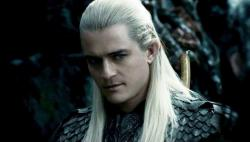 Orlando Bloom in The Hobbit: The Desolation of Smaug.