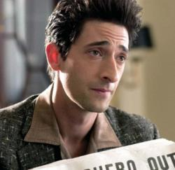 Adrien Brody in Hollywoodland.