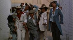 Zombie Street Pimps in Hollywood Shuffle.