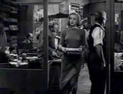 Marilyn Monroe in Home Town Story.