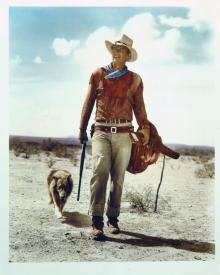 John Wayne has never been better than in Hondo