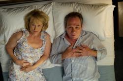 Meryl Streep and Tommy Lee Jones in Hope Springs.
