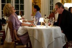 Meryl Streep and Tommy Lee Jones in Hope Springs
