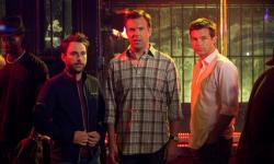 Charlie Day, Jason Sudeikis and Jason Bateman have Horrible Bosses.