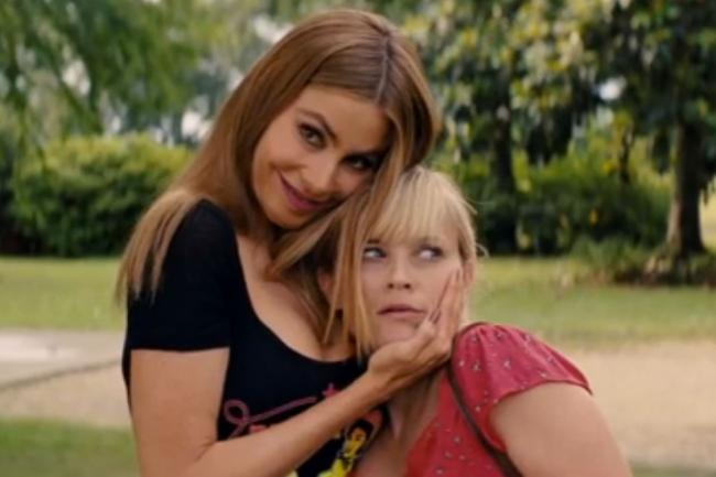 Sophia Vergara and Reese Witherspoon in Hot Pursuit