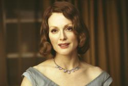 Julianne Moore in The Hours.
