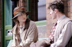 Nicole Kidman and Stephen Dillane in The Hours