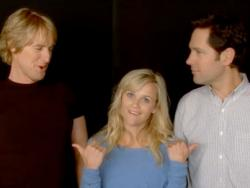 Owen Wilson, Reese Witherspoon and Paul Rudd might just be the most likable actors in Hollywood and they all star in How Do You Know.
