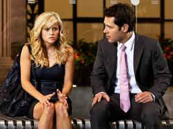 Reese Witherspoon and Paul Rudd in How Do You Know.