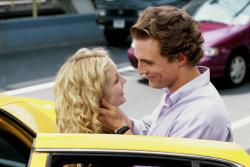 Kate Hudson and Matthew McConaughey in How to Lose a Guy in 10 Days.