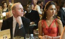 Simon Pegg and Megan Fox.