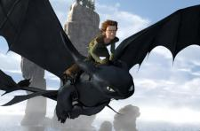 Hiccup is more scared of his father than a dragon that would have thought nothing of killing him two days earlier.