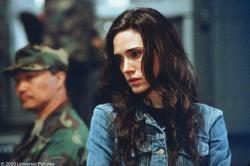 Jennifer Connelly in The Hulk.