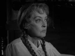 Bette Davis in Hush...Hush, Sweet Charlotte.