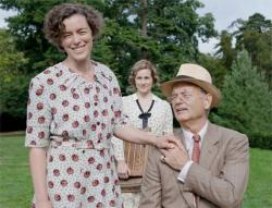 Olivia Williams, Laura Linney and Bill Murray in Hyde Park on Hudson.