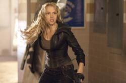 Teresa Palmer is one of the few highlights as Number Six, in I am Number 4.
