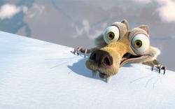 Scrat from Ice Age.