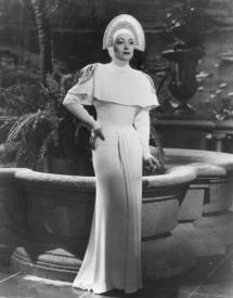 Joan Crawford wears an Adrian original in Ice Follies of 1939.