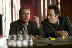 Billy Bob Thornton and John Cusack in The Ice Harvest.