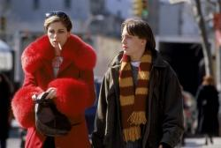 Amanda Peet and Kieran Culkin in Igby Goes Down.